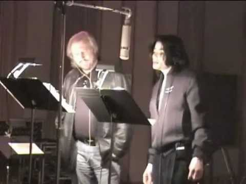 All In Your Name [Official Music Video] - Michael Jackson Feat. Barry Gibb [2002]
