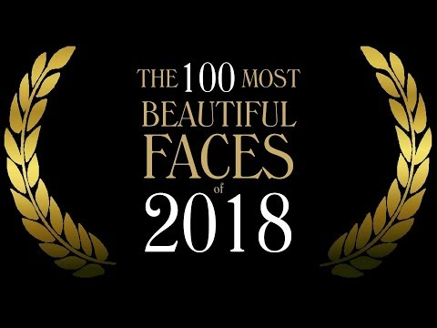 Xxx Mp4 The 100 Most Beautiful Faces Of 2018 3gp Sex
