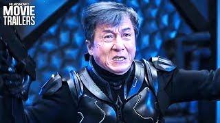 BLEEDING STEEL Trailer NEW (2018) - Jackie Chan Action Thriller Movie