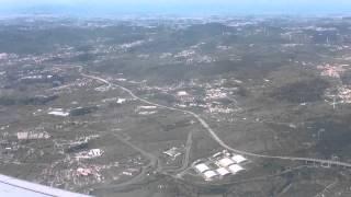 Lisboa - Pico / Lisabon - Azoren Açores Azores TAP Flight Lisbon