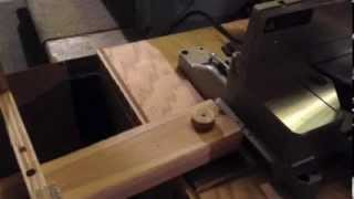 How to make a wooden knob