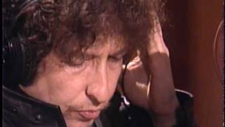 """Bob Dylan Rehearses """"We Are The World"""""""