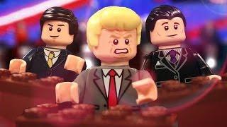 Lego Republican Debate