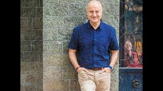 Anupam Kher: Back then, having a head full of hair was more important than talent