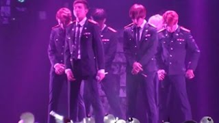 150808 2015 BTS LIVE TRILOGY : EPSODE II. THE RED BULLET ~SECOND HALF~ IN THAILAND