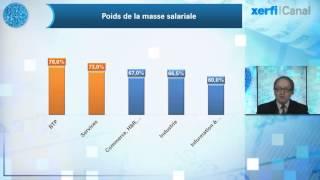 Alexandre Mirlicourtois, Xerfi Canal Le choc du CICE : les grands gagnants