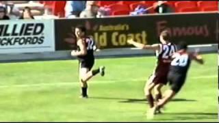 2011 AFL Draft Gibson Turner