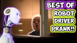 BEST OF DRIVE THRU ROBOT PRANK!!!