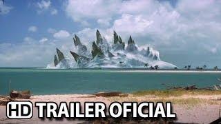 GODZILLA - Trailer Oficial 2 Dublado (2014) HD
