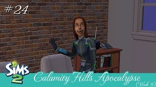 Calamity Hills 24 - Almost Perfect #TheSims2 Let