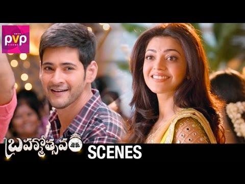Xxx Mp4 Mahesh Babu Falls For Kajal Aggarwal Brahmotsavam Telugu Movie Scenes Samantha Pranitha 3gp Sex
