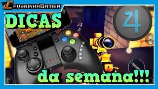 DICA DA SEMANA! | Configurar controles/Tincore/ANDROID