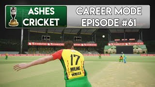 THE SLOW RISE - Ashes Cricket Career Mode #61