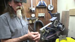 How To Sharpen A Knife By Stan Wilson