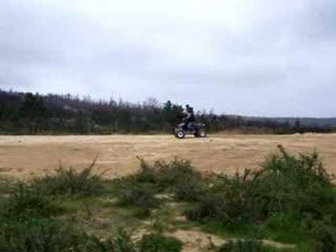 moto4 honda sportrax450r