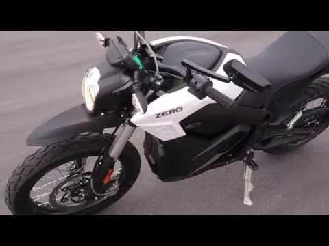 รีวิว รถจักรยานยนต์ไฟฟ้าประสิทธิภาพสูง Zero DS Electric Motorcyle