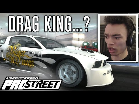 I DID A WHEELIE DRAG KING Need for Speed ProStreet 29