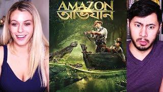 AMAZON OBHIJAAN | আমাজন অভিযান | Trailer Reaction | w/ Kaitlyn Isham