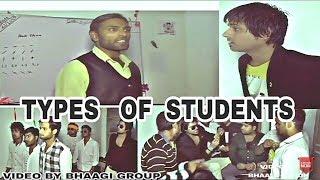 Types of student bhaagi vines video