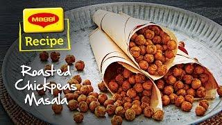 MAGGI Recipes: Roasted Chickpeas Masala
