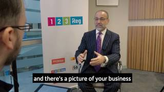 Theo Paphitis tells us more about Small Business Sundays - 123 Reg