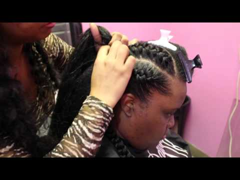 Watch Me SLAY These UNDERBRAIDS Start To Finish