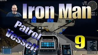 Empyrion Ironman5 - Episode 9 - Dealing With the Patrol Vessel