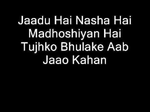 Xxx Mp4 Jaadu Hai Nasha Hai Lyrics 3gp Sex