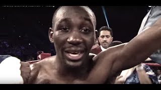 Why Terence Crawford is #1 P4P if he beats Julius Indongo