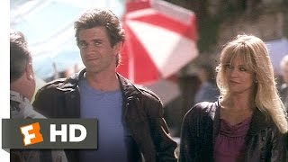 Bird on a Wire (5/11) Movie CLIP - The Michelangelo of Hair (1990) HD