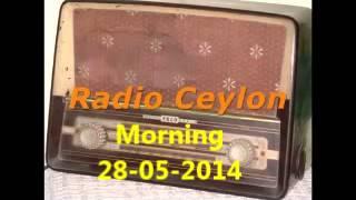 Radio Ceylon 28-05-2014~Wednesday Morning~02 Purani Filmon Ka Sangeet