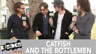 B-Sides On-Air: Interview - Catfish and the Bottlemen at Austin City Limits 2016