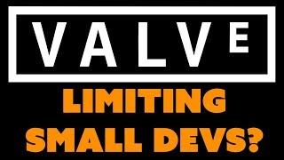 Steam CONTROLLING Small Developers? - The Know Gaming News