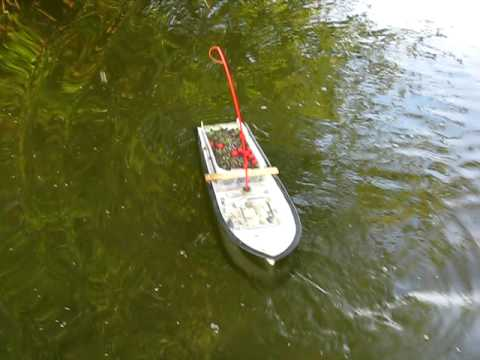 Home Made Bait Boat Mk3.1