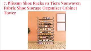 Top 10 Best Shoe Racks in 2018 - DtopList