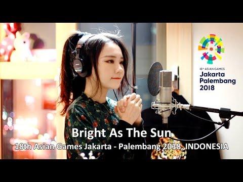 Xxx Mp4 J Fla Bright As The Sun Asian Games 2018 Official Song 3gp Sex