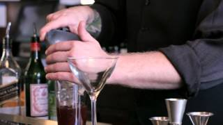 How to make a Blood and Sand - DrinkSkool Cocktails