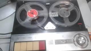 Test registratore a bobine