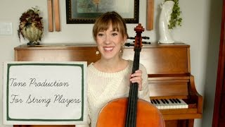 How To Make a Better Cello Sound | How To Music | Sarah Joy