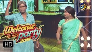 Chamk Chandra Preformance | ETV New Year Special Event 2017 | Welcome To The Party | 31st Dec 2016