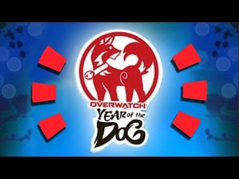 Xxx Mp4 Overwatch Year Of The Dog 2018 Event Leak 3gp Sex