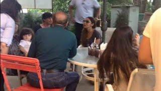 Shahrukh Khan ,Gauri Khan , Suhana Khan, Abram Khan Spotted Together
