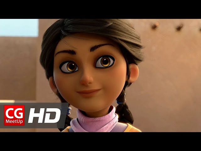 """CGI Animated Short Trailer HD: """"Hero and The Message Trailer"""" by Platige Image"""