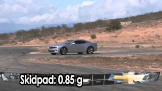 2010 Chevy Camaro SS vs. 2010 Ford Mustang GT, 2009 Dodge Challenger R T - Car and Driver