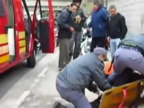 Repórter Record mostra flagrantes de violência no trânsito