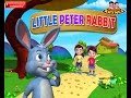 Little Peter Rabbit | Nursery Rhymes for Children | Infobells