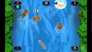 Jumanji PS2 Multiplayer Gameplay (Blast!) Playstation 2