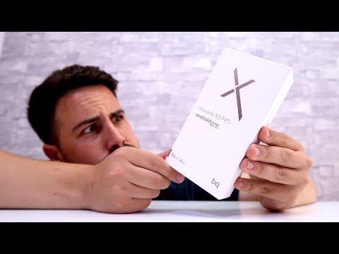Xxx Mp4 Unboxing Del Nuevo BQ Aquaris X2 PRO 3gp Sex