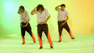"""FELIX WAZEKWA - CLIP OH LA LA LA LA ( generique ) """" HAUT LES MAINS """"   °HD°"""