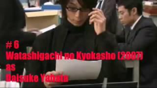 6 Hiro Mizushima Dramas